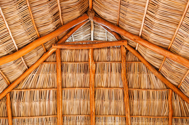 bamboo-roof