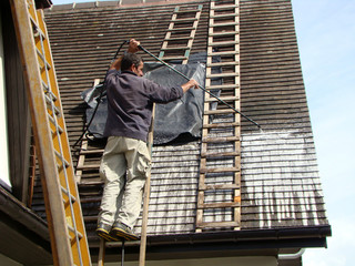 commercial roofing in Chicago